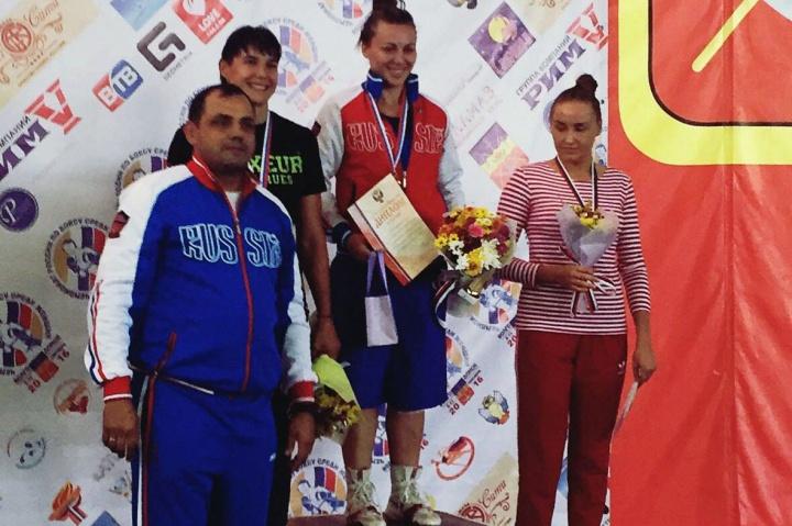Елена Савельева изМордовии стала чемпионкой РФ побоксу
